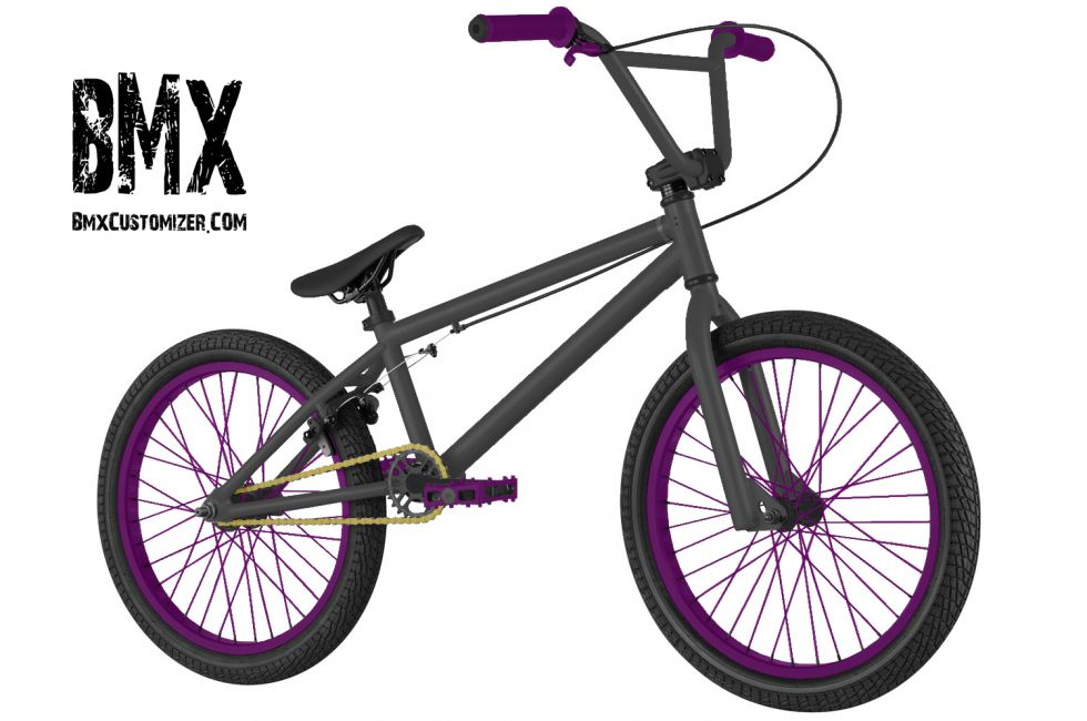 Customized BMX Bike Design 295124