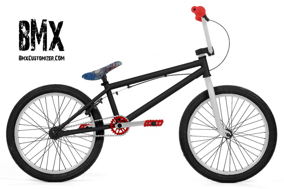 Customized BMX Bike Design 295225
