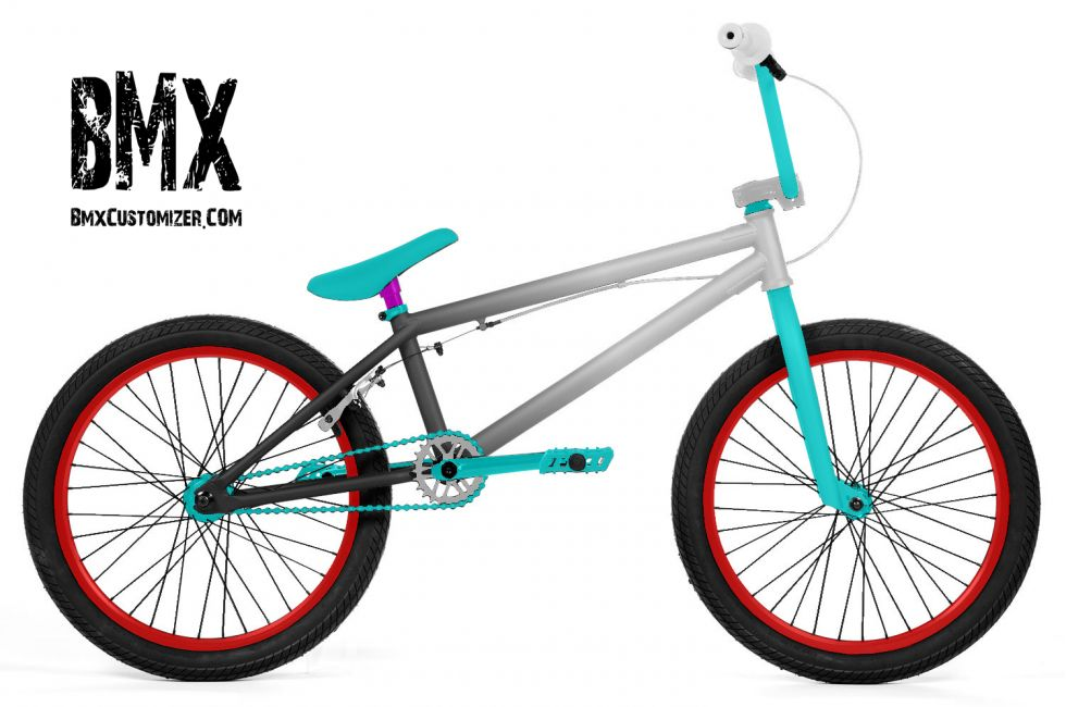 Customized BMX Bike Design 295273