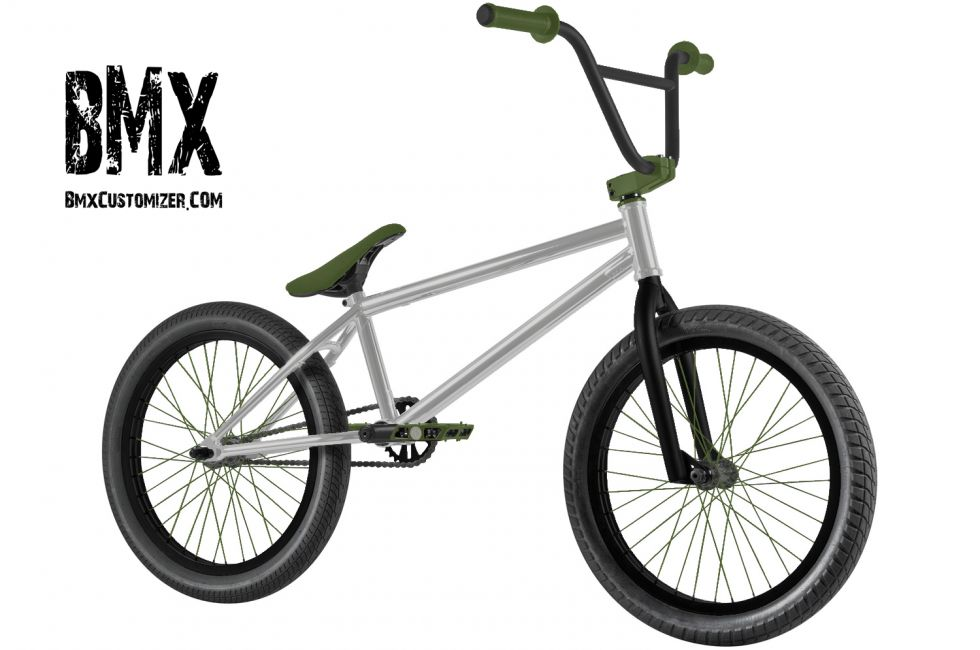 Customized BMX Bike Design 295655