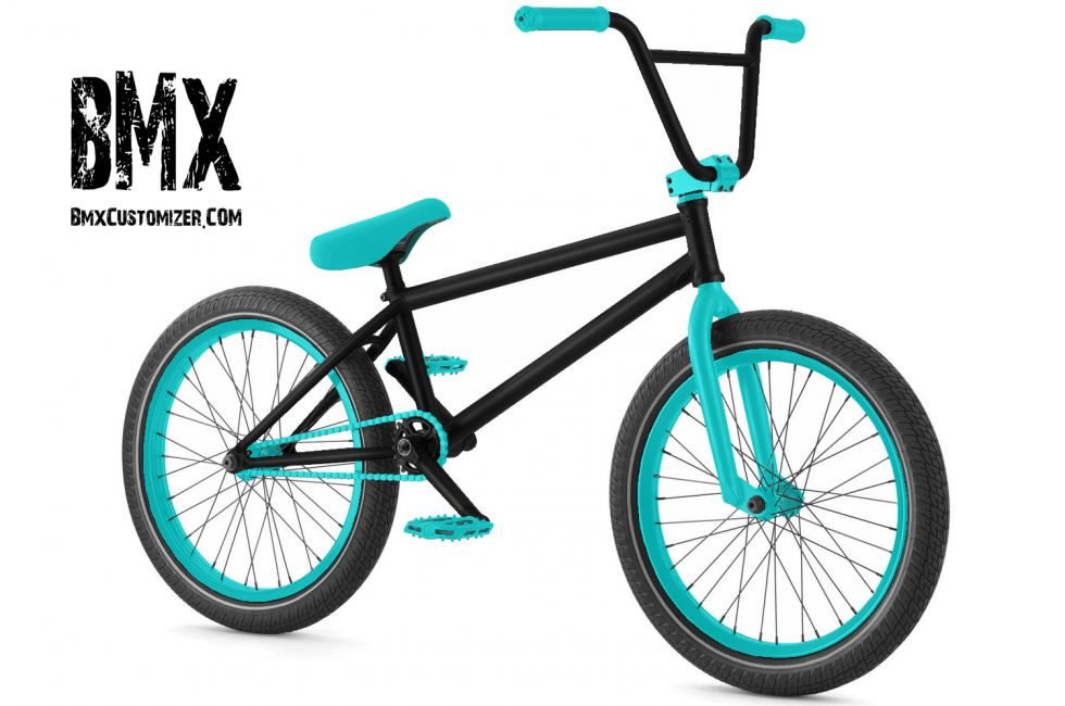 Customized BMX Bike Design 295681