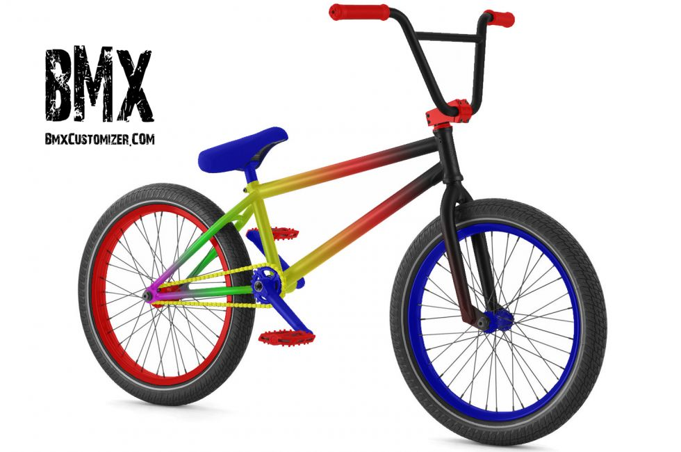 Customized BMX Bike Design 295692