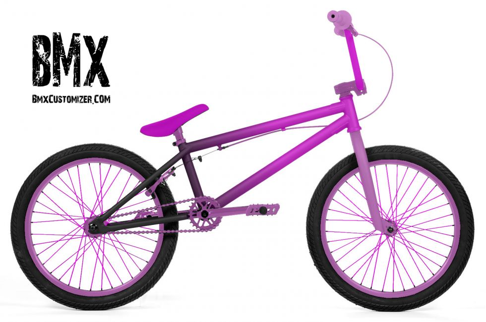Customized BMX Bike Design 296026