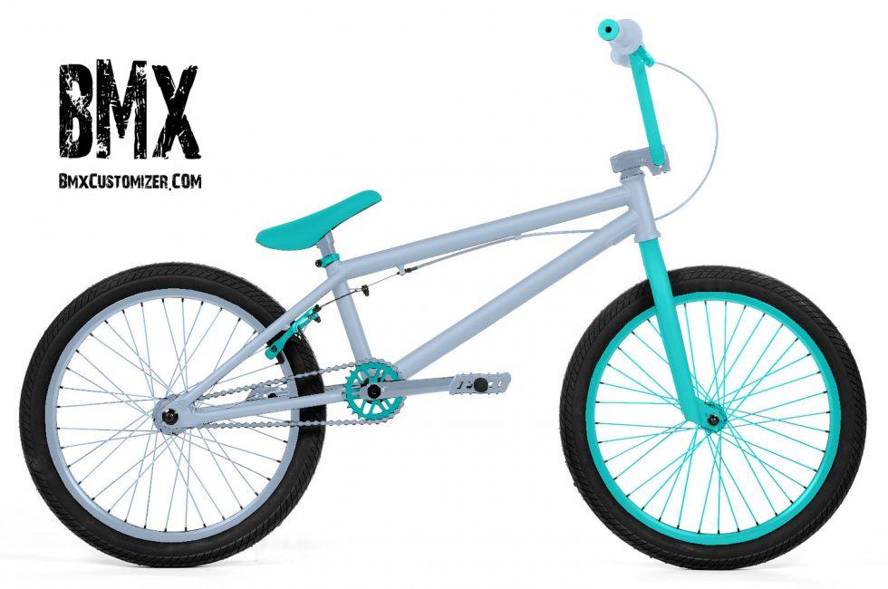 Customized BMX Bike Design 296474