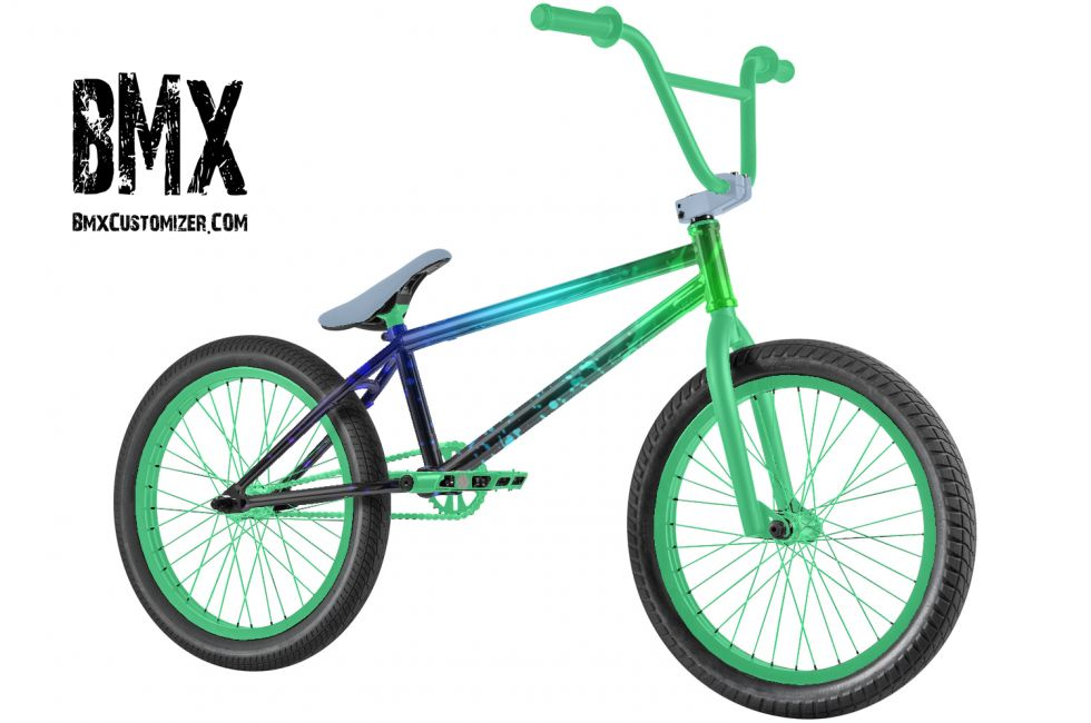 Customized BMX Bike Design 296479
