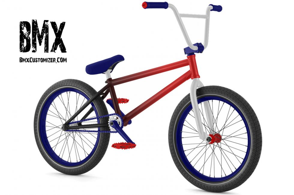 Customized BMX Bike Design 296523
