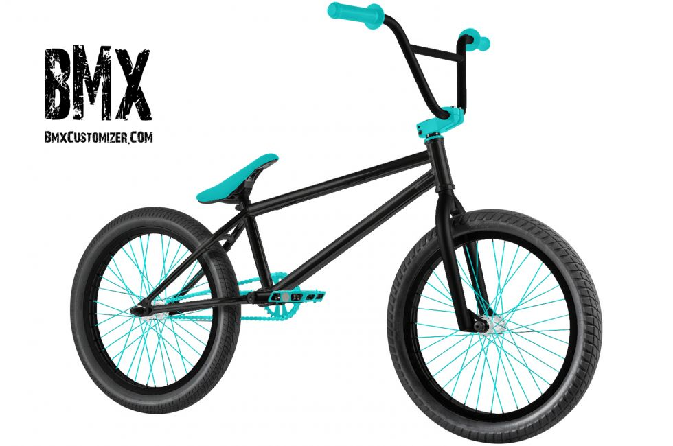 Customized BMX Bike Design 296608