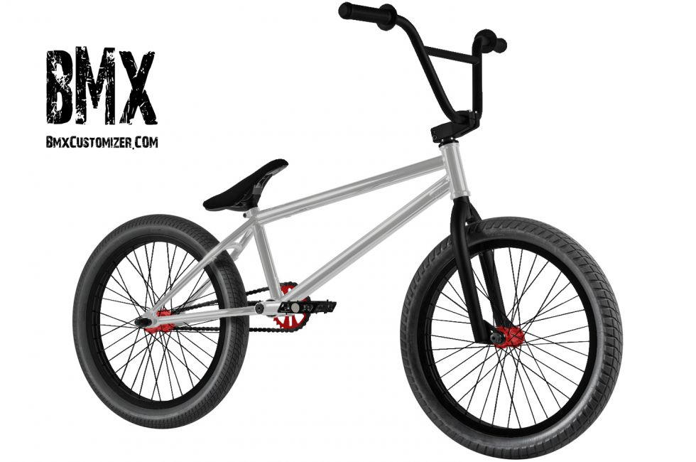 Customized BMX Bike Design 296722