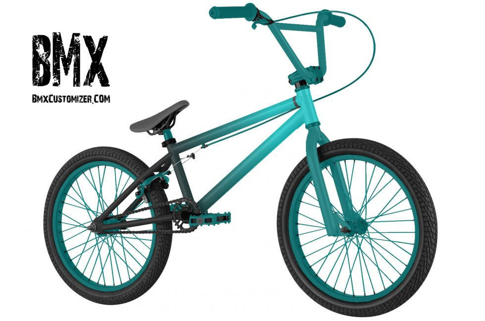 Customized BMX Bike Design 296800