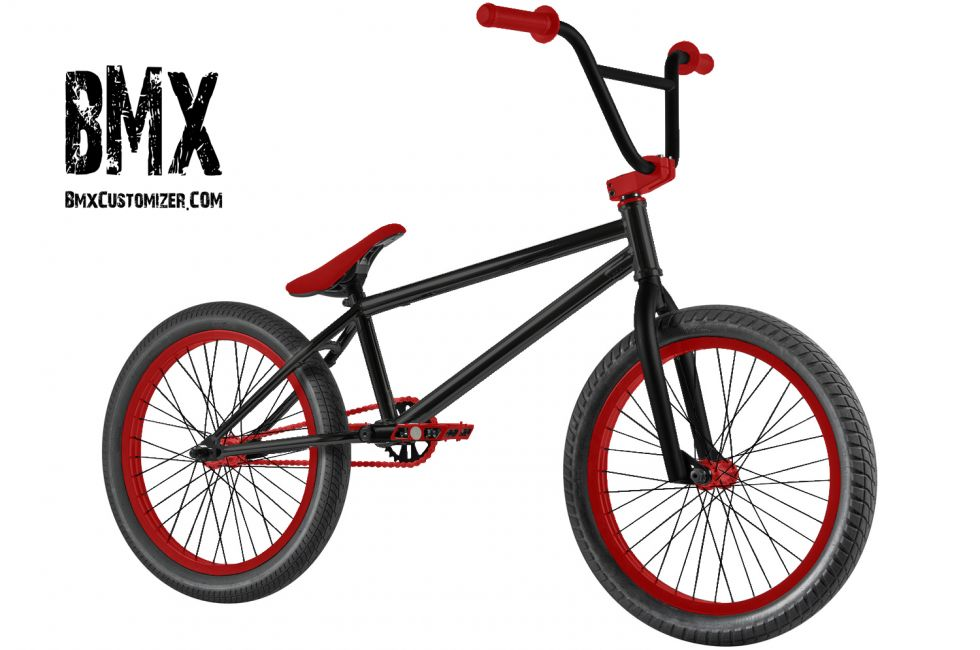 Customized BMX Bike Design 296802
