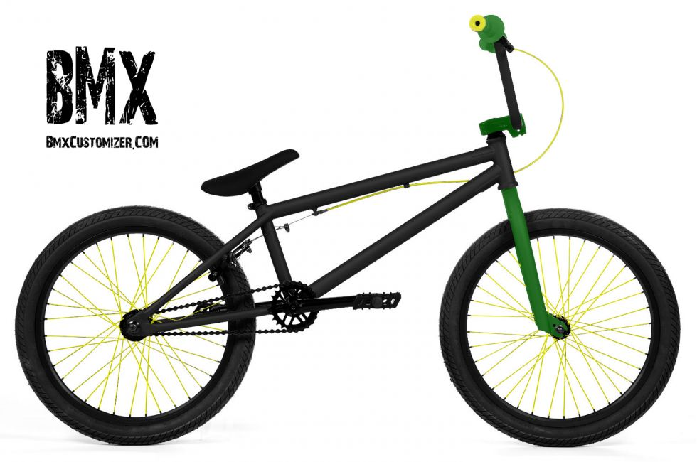 Customized BMX Bike Design 297161