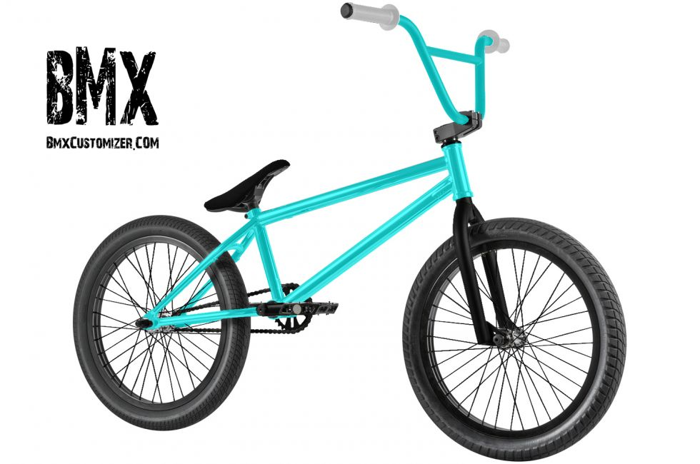 Customized BMX Bike Design 297206