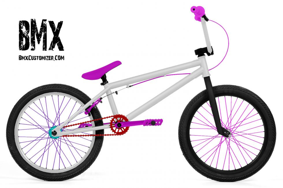 Customized BMX Bike Design 297249