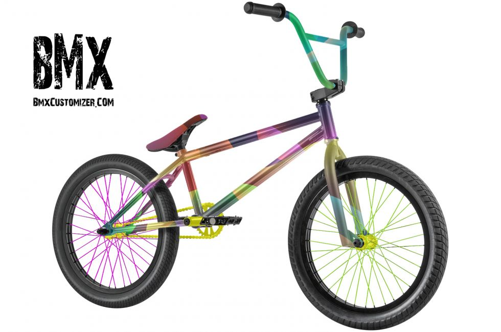 Customized BMX Bike Design 297977