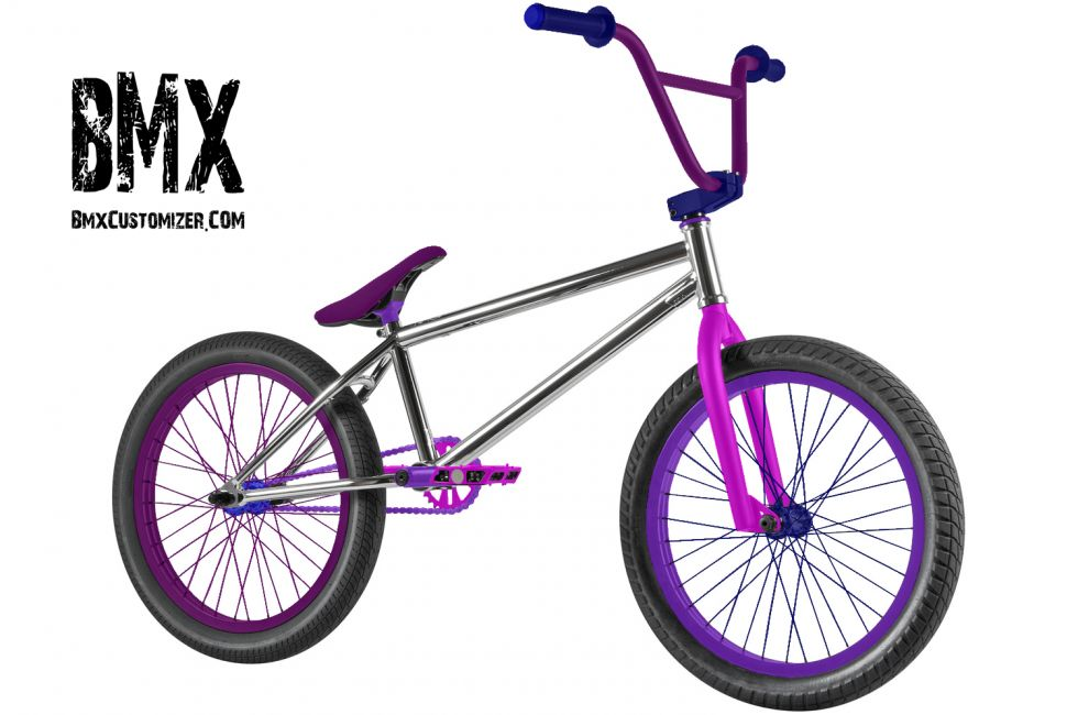 Customized BMX Bike Design 298599