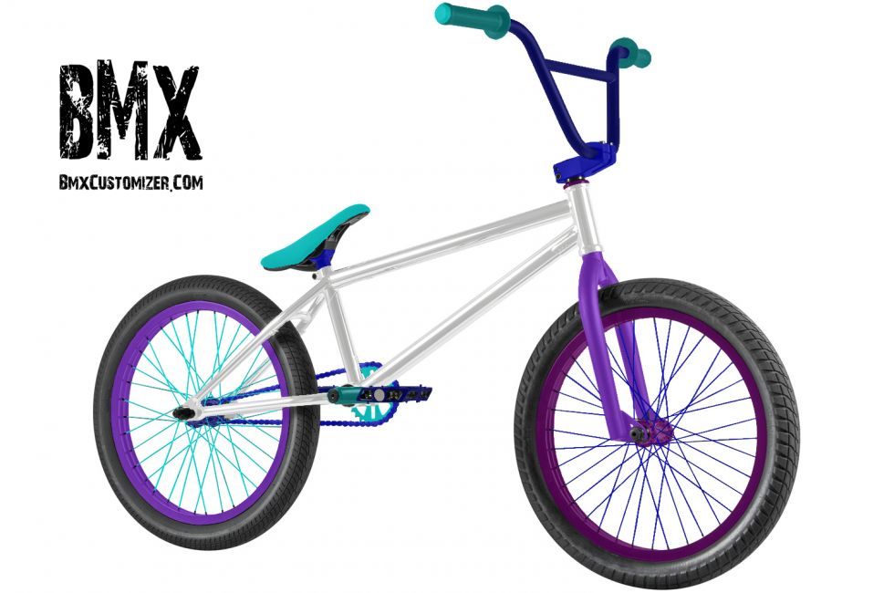 Customized BMX Bike Design 298602
