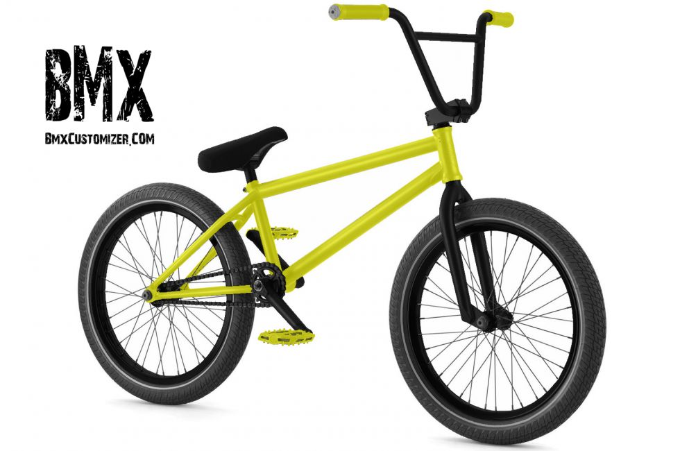 Customized BMX Bike Design 298676