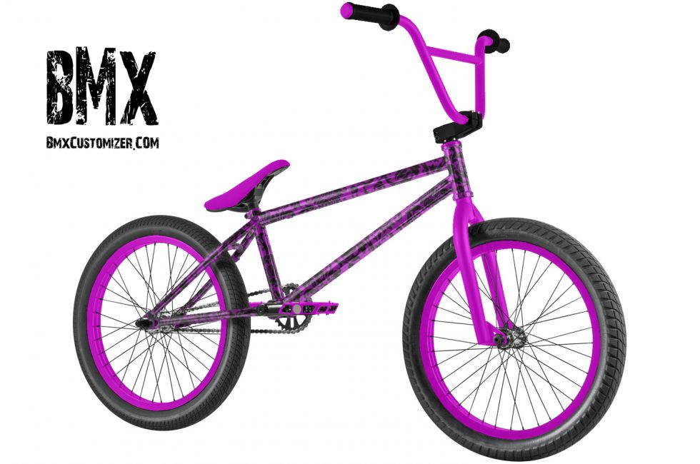 Customized BMX Bike Design 298678
