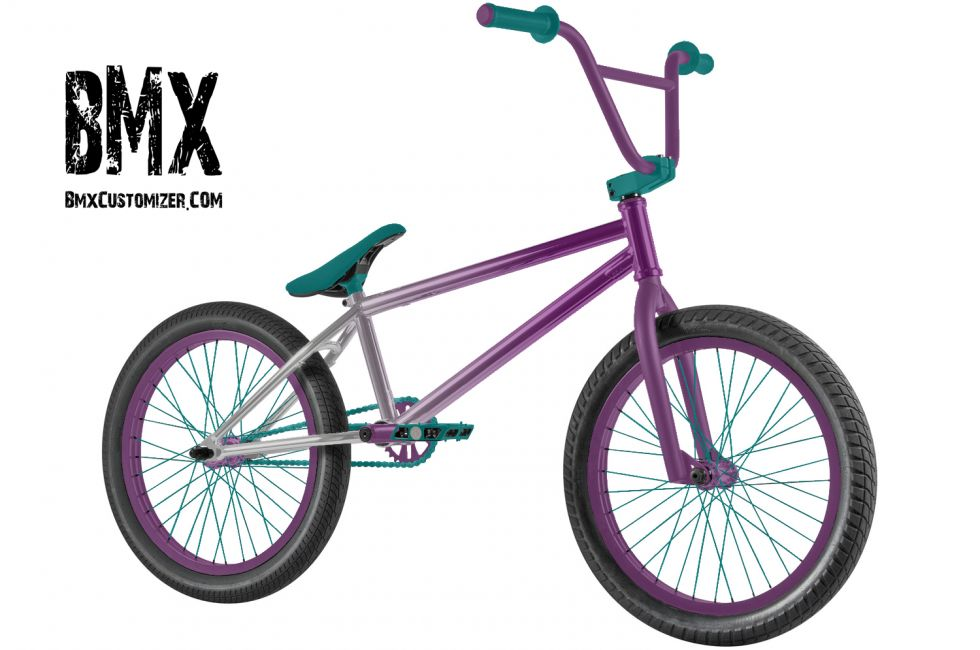 Customized BMX Bike Design 299122
