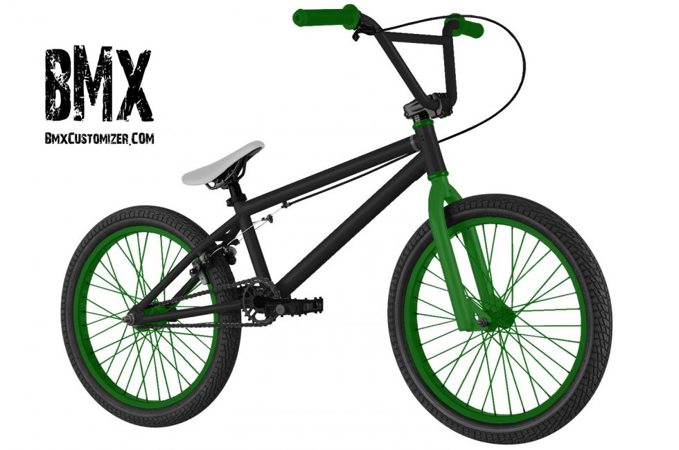 Customized BMX Bike Design 299315
