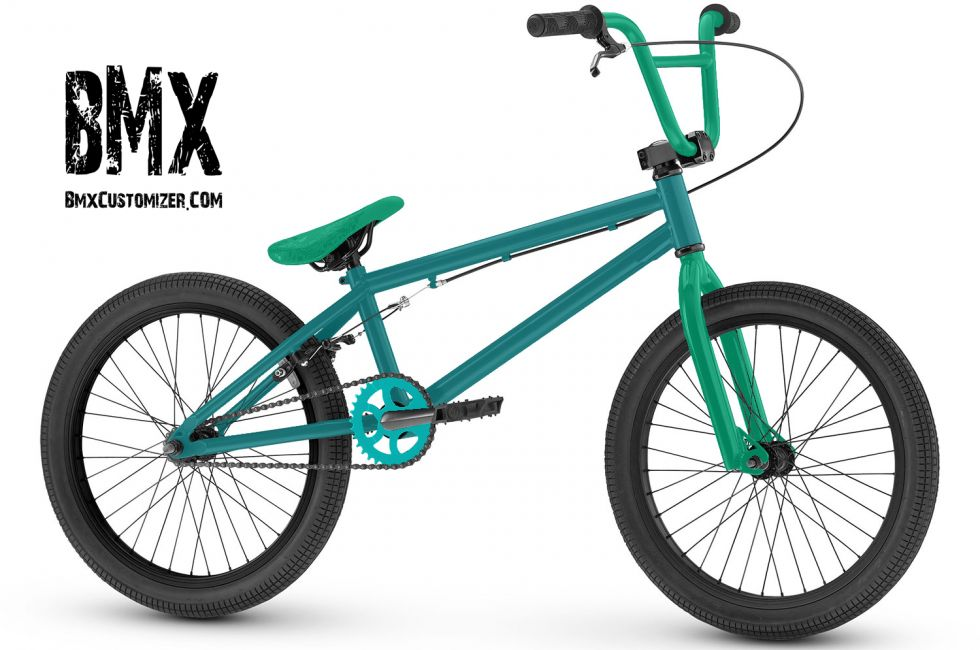 Customized BMX Bike Design 299337