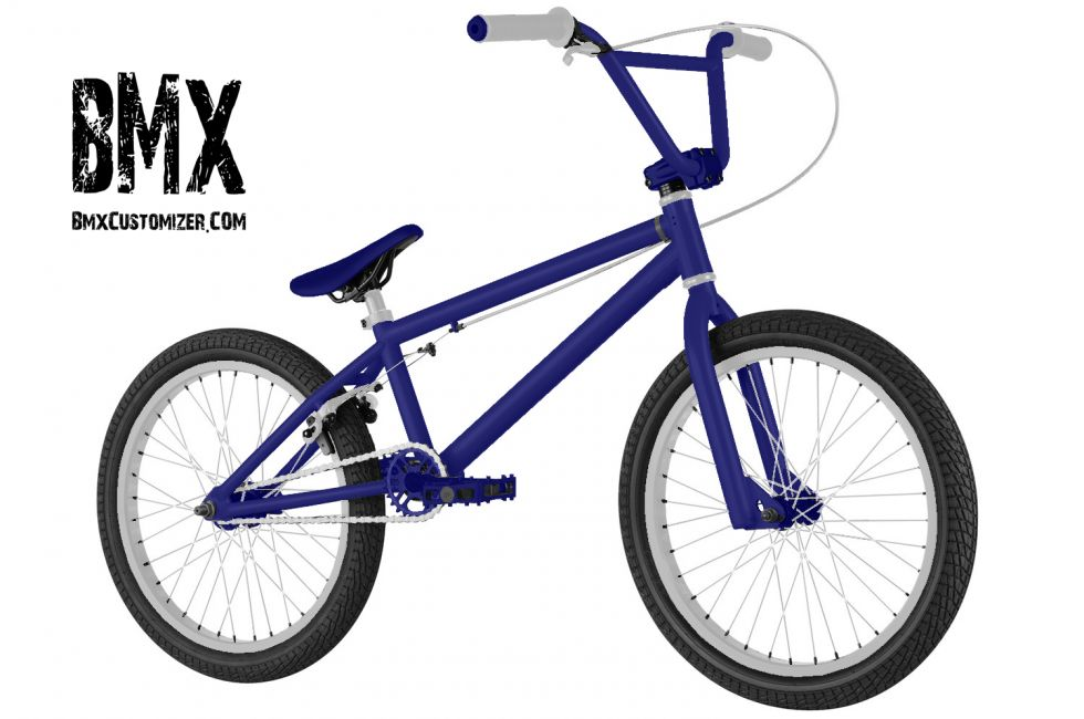 Customized BMX Bike Design 300374