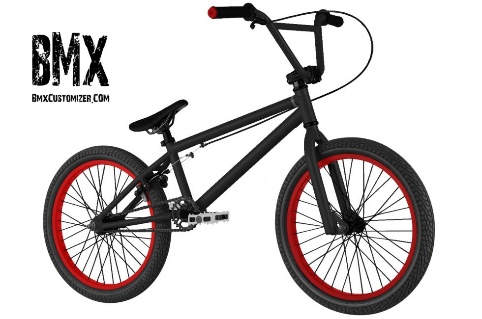 Customized BMX Bike Design 301657