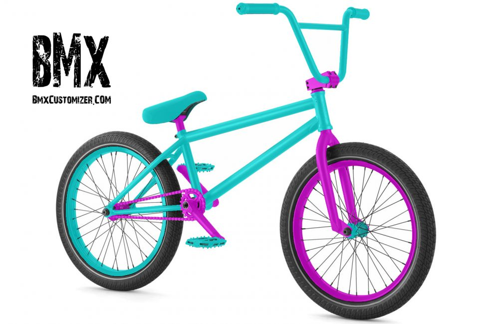 Customized BMX Bike Design 302612