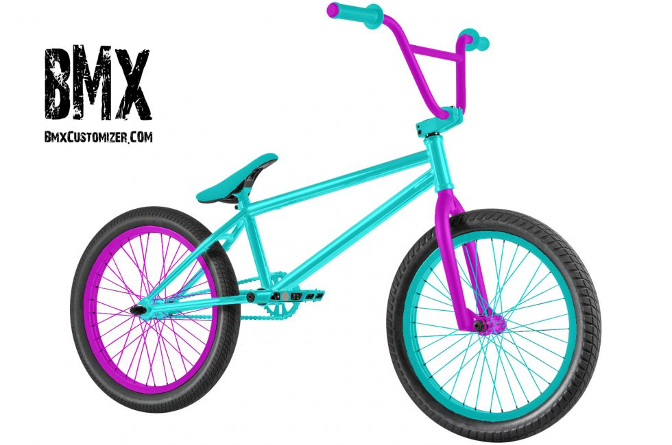Customized BMX Bike Design 304088