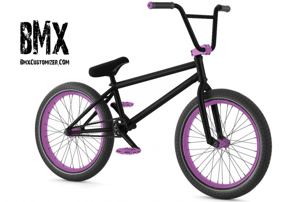 Customized BMX Bike Design 304267