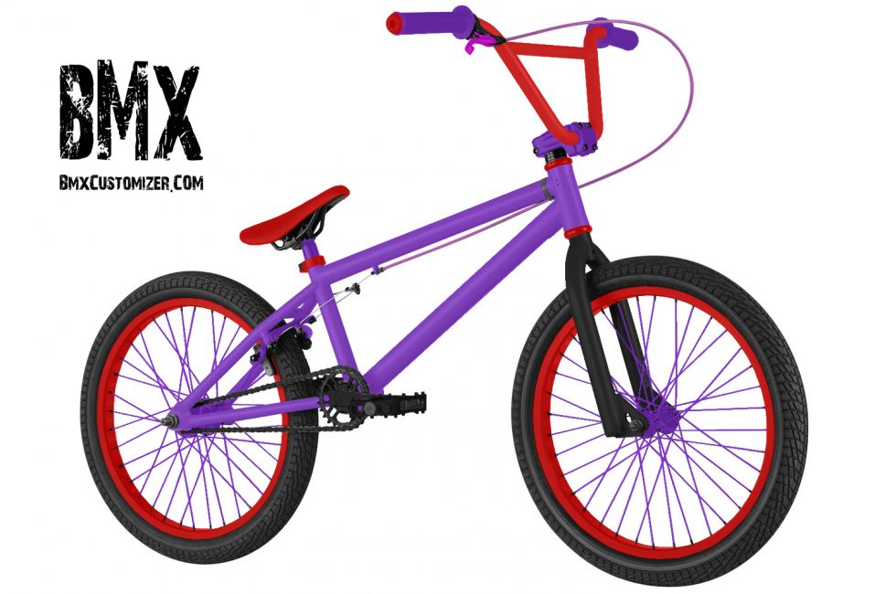 Customized BMX Bike Design 305212