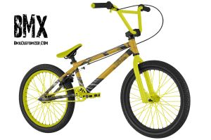 BMX colour design 218594