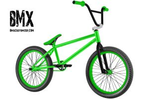 BMX colour design 218598