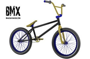 BMX colour design 218599
