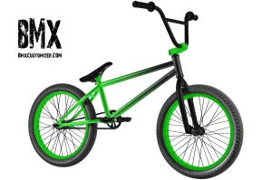 BMX colour design 218603