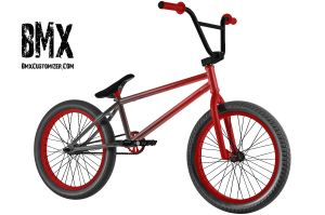BMX colour design 218604