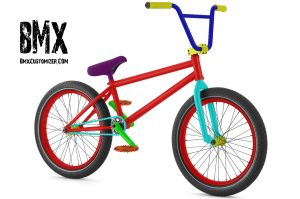 BMX colour design 218607