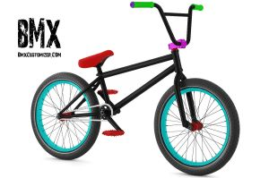 BMX colour design 218608
