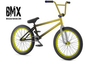 BMX colour design 218610